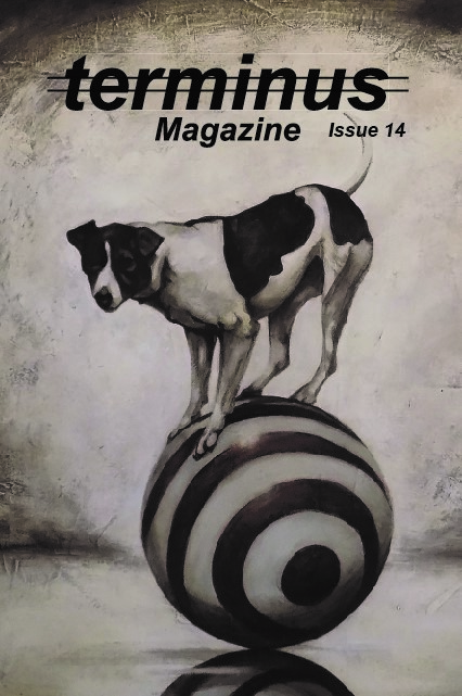 Terminus Magazine, Issue 14 Front Cover